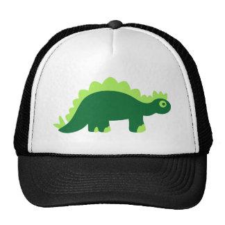 Stegosaurus cómico gorro de camionero