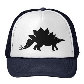 Stegosaurus del dinosaurio gorras