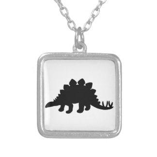 Stegosaurus Dinosaur Necklaces
