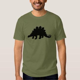 Stegosaurus Dinosaur. T Shirts