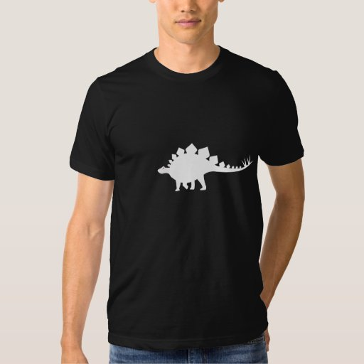 Stegosaurus estupendo remera