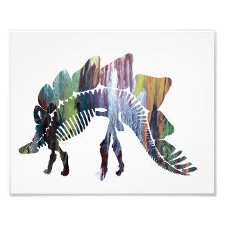 Stegosaurus Fotografía