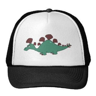 Stegosaurus Mesh Hat