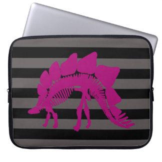 Stegosaurus Laptop Sleeve