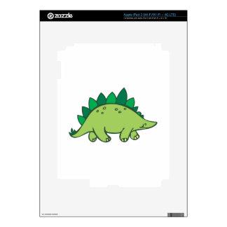 Stegosaurus Pegatina Skin Para iPad 3