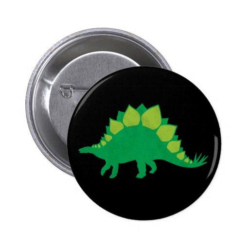 Stegosaurus Pins