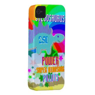 Stegosaurus Power Super Dinosaur 250 Points Case-Mate iPhone 4 Case