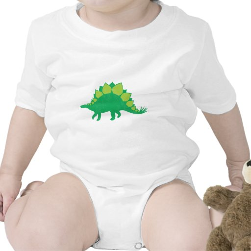 Stegosaurus Romper