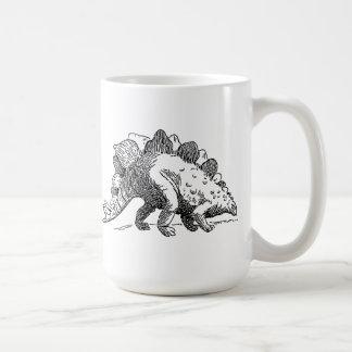 Stegosaurus Taza