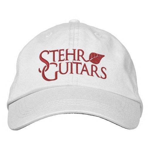 Stehr Guitars Logo Hat