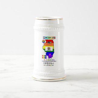 Stein 2 de LAGOSI Jarra De Cerveza