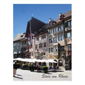Stein am Rhein Postales