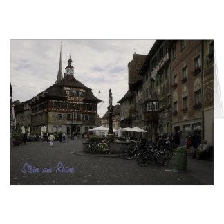 Stein am Rhine Card