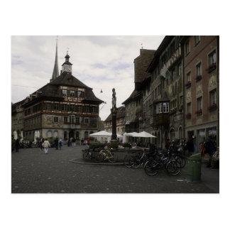 Stein am Rhine Postcard