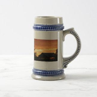 Stein creado para requisitos particulares jarra de cerveza