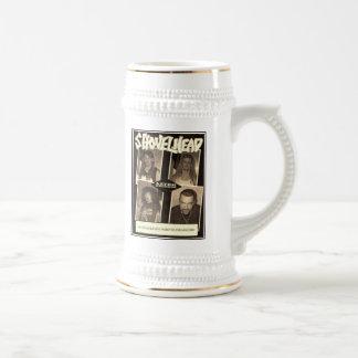 Stein de la cerveza de Shovelhead del vintage Jarra De Cerveza