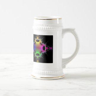 stein de la explosión del color taza de café