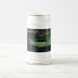 Stein de la serpiente de Boulenger Jarra De Cerveza
