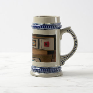 stein del arte del absract taza