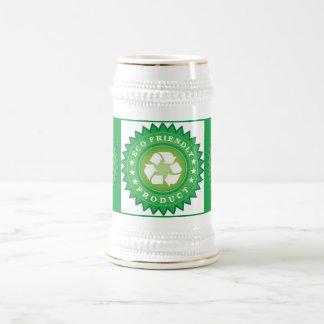 stein del eco-amistoso-producto jarra de cerveza