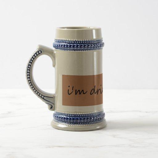 Stein del té taza de café