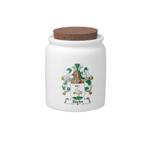 Stein Family Crest Candy Dish