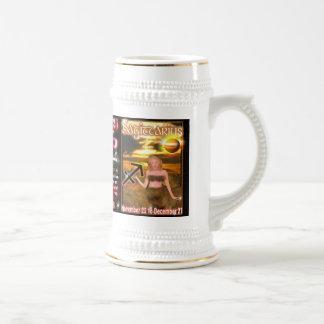 Stein grande del cambio de signo del sagitario del taza