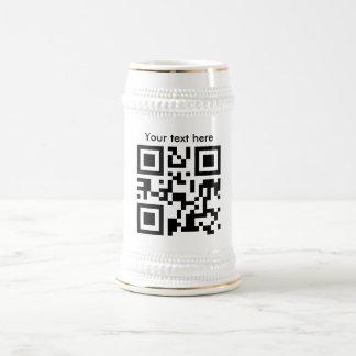 Stein/Krug (texto de encargo) Jarra De Cerveza