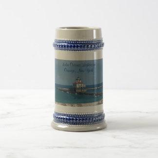 Stein Lighthouse 18 Oz Beer Stein