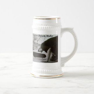 Stein, No limits, Standing by All, Angel Wings Beer Stein