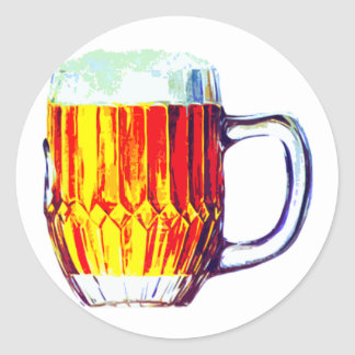 Stein of Ale Stickers