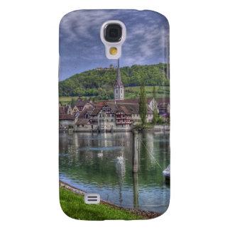 Stein on the River Rhine Samsung Galaxy S4 Cases