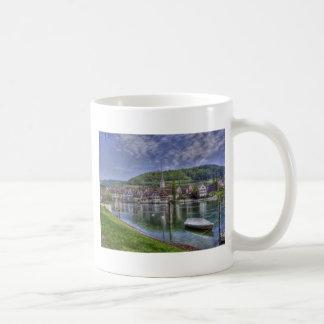 Stein on the River Rhine Mugs