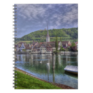 Stein on the River Rhine Note Books