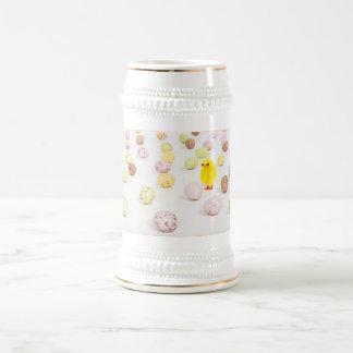 Stein orgánico del huevo jarra de cerveza