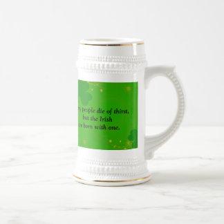 Stein sediento taza