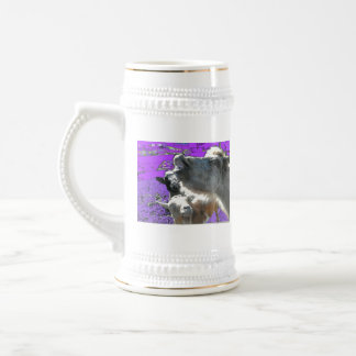 Stein: Yes I am the baby daddy Beer Stein