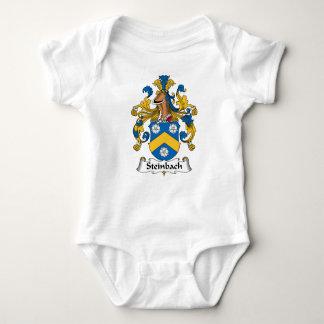 Steinbach Family Crest Baby Bodysuit