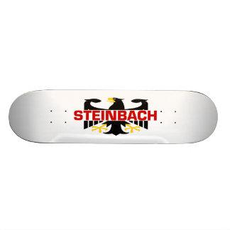Steinbach Surname Custom Skateboard