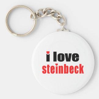 Steinbeck Llavero Personalizado