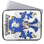 Steinberg Family Crest Computer Sleeves