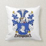 Steinberg Family Crest Pillow
