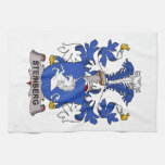 Steinberg Family Crest Towels