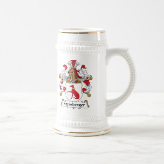 Steinberger Family Crest Coffee Mug