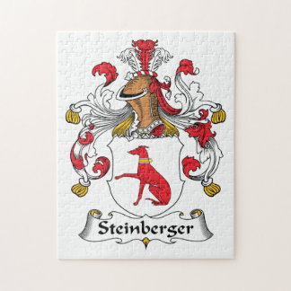 Steinberger Family Crest Puzzles