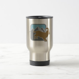 Steinbock Travel Mug