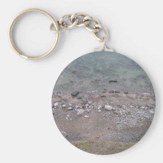 Steine in der Ostsee Schlüsselband