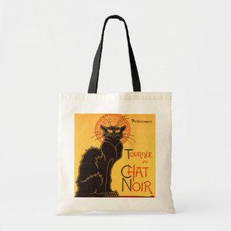 Steinlen: Chat Noir Budget Tote Bag