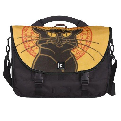Steinlen: Chat Noir Commuter Bag