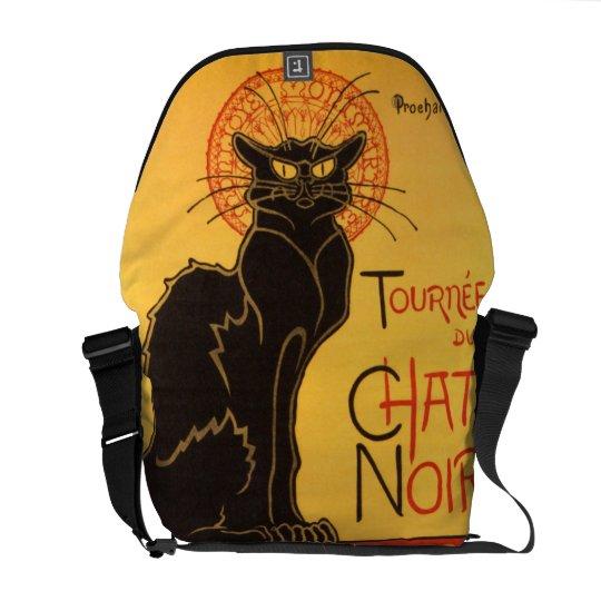 Steinlen: Chat Noir Courier Bag